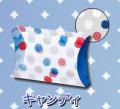 エアロケース  キャンディ AO120  【オーバルタイプクリアケース】 1セット 50枚 1枚184円(税抜)