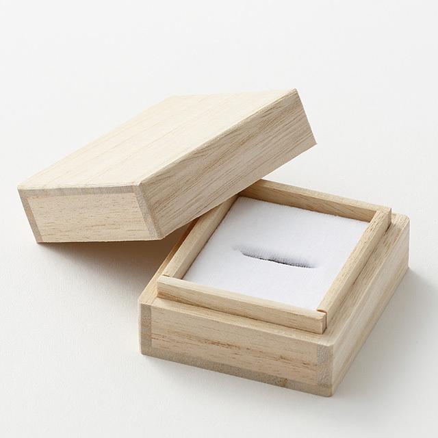 指輪小 白