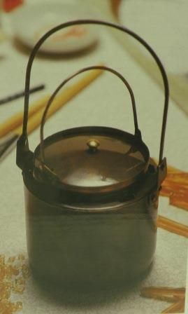 銅製膠鍋 湯煎用