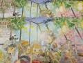 七神マナ×ホルベイン 塗り絵付き水彩紙スケッチブック