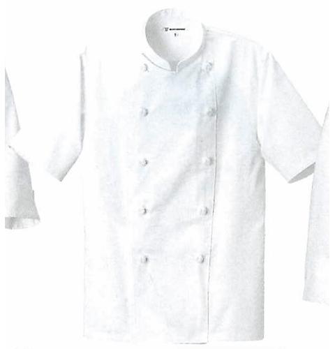 AA499-0 コックコート・男女兼用・半袖