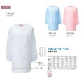 750-30 女子調理衣 長袖