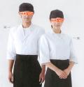 AA339-0 抗菌コート・女子・七分