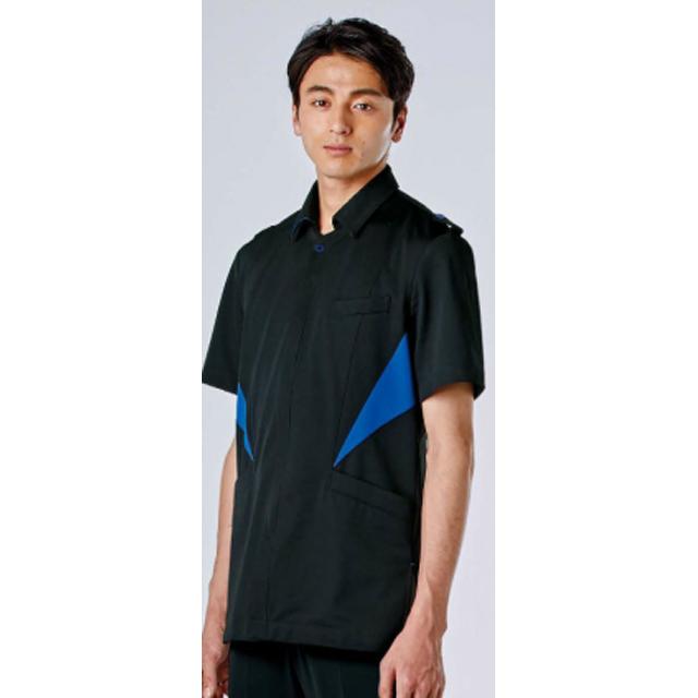 ju851 JUNKO uni ジュンコ ユニ メンズ ジャケット 半袖 モンブラン製品