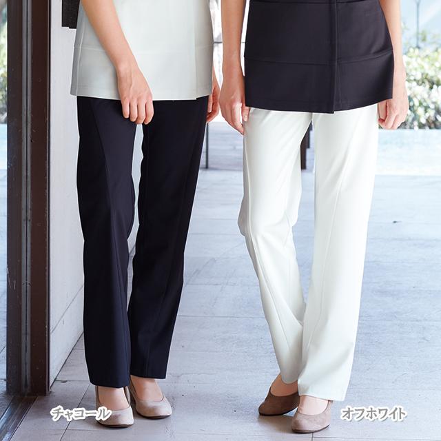 LH6203 ナガイレーベン 女子 ナース パンツ [白衣 医療用 看護師用 ナース 女性 女性用 レディース]