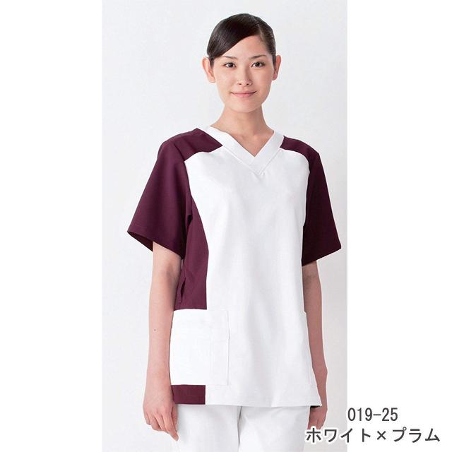 019 カラーバリエーション豊富 男女兼用スクラブ KAZENカゼン