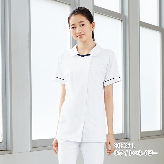 2013CR 女子 チュニック 半袖 フォーク製品