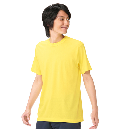 233 アプロン 肌触り良好綿100% Tシャツ 男女兼用