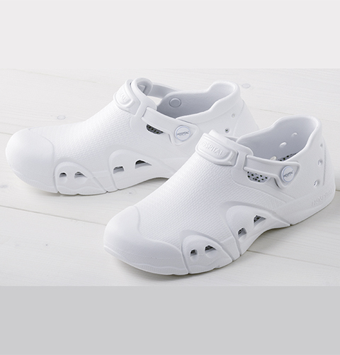 F-911 富士ゴムナース ナースシューズ 男女兼用 抗菌 防臭加工 軽い 軽量 丸洗いできる 通気性 安全設計 疲れにくい 立ち仕事 衝撃吸収 フジゴム 医療用 看護師 病院 クリニック 看護靴 ナース靴 医療用シューズ