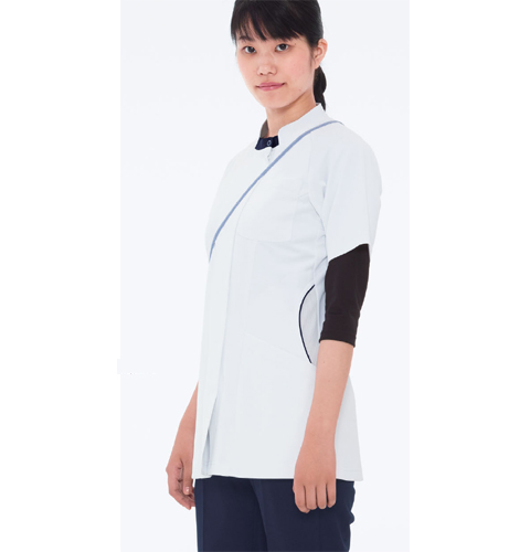 HOS5352 ナガイレーベン  チュニック  [介護 ケアウェア 看護師 ナース チュニック レディース 女性用]