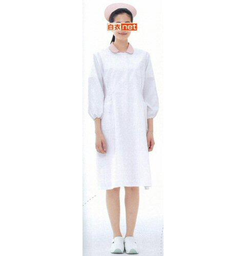 KEX1140 ナガイレーベン(Naway)KexStar予防衣(8分袖)