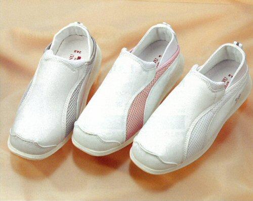 M3730 マリアンヌ ナースシューズ 女性用 3E ヒール 3.5 メッシュ 合成皮革 ラバー MARIANNU 医療用 看護師 レディース レディス 女子 メディカルシューズ ナース靴 ナーススニーカー ホワイト ピンク 可愛いナースシューズ フェアリッシュ