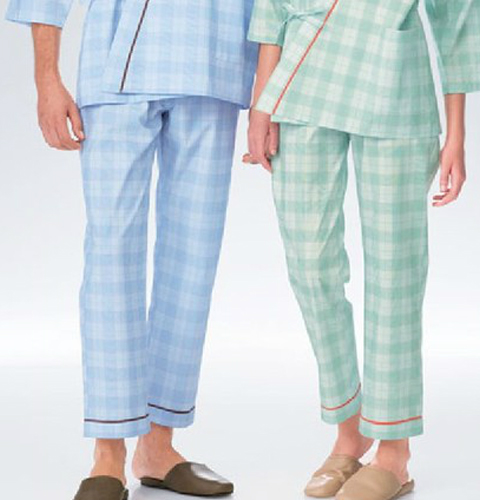 PG1413 ナガイレーベン(Naway)患者衣ズボン(子供用)