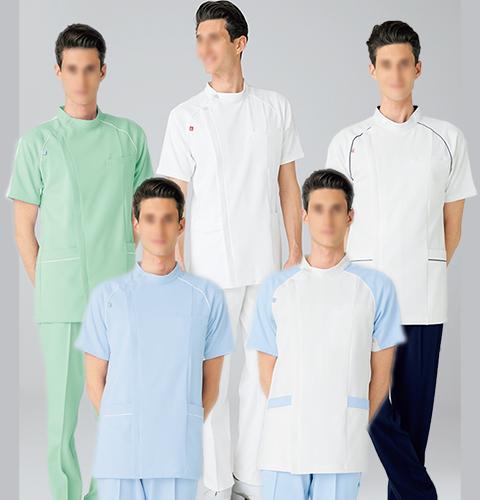 UQM1001 ルコックスポルティフ lecoqsportif 男子 医師 看護師ジャケット ストレッチ性抜群
