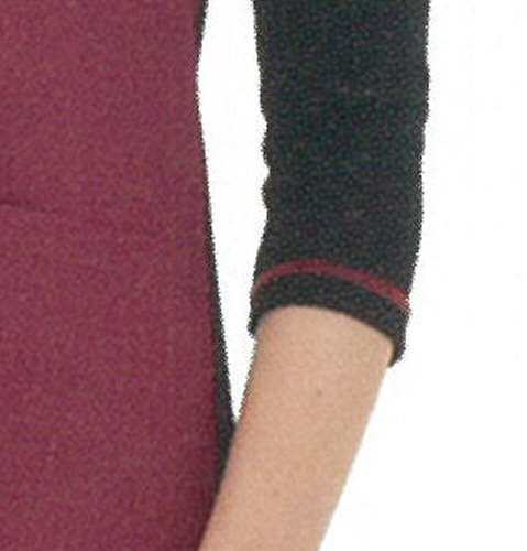 SI5077 ナガイレーベン NAGAILEBEN男女兼用Tシャツ用 袖ステッチ加工(Tシャツ別売) (ピンク グリーン ブルー ネイビー 白衣ネット)