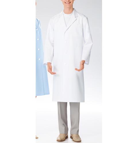 TAP65 ナガイレーベン(Naway)DoctorTop 男子シングル診察衣