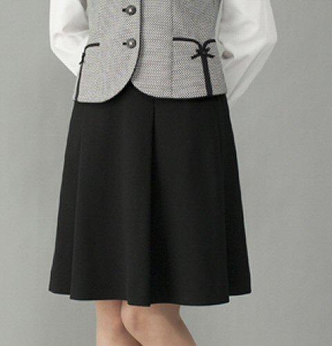 FS45728 ソフトプリーツスカート[送料無料]