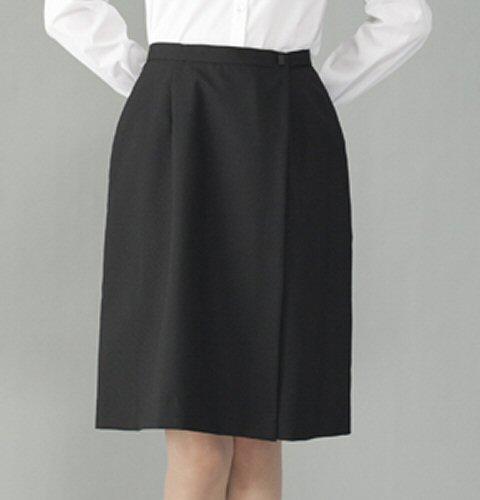FS45759 アジャスター付きラップスカート[送料無料]