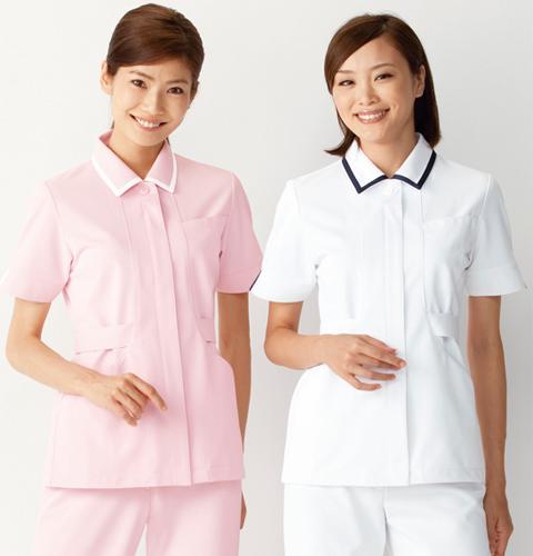YW123 渡辺雪三郎 Yukisaburo Watanabeレディスジャケット[白衣ネット]