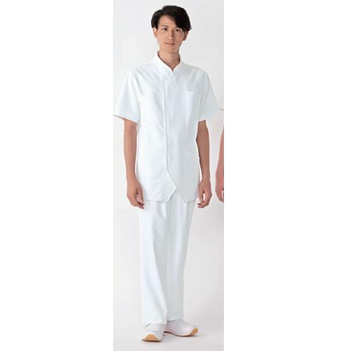 YW53 Yukisaburo Watanabe 渡辺雪三郎 メンズジャケットPRATIQUE[白衣ネット]