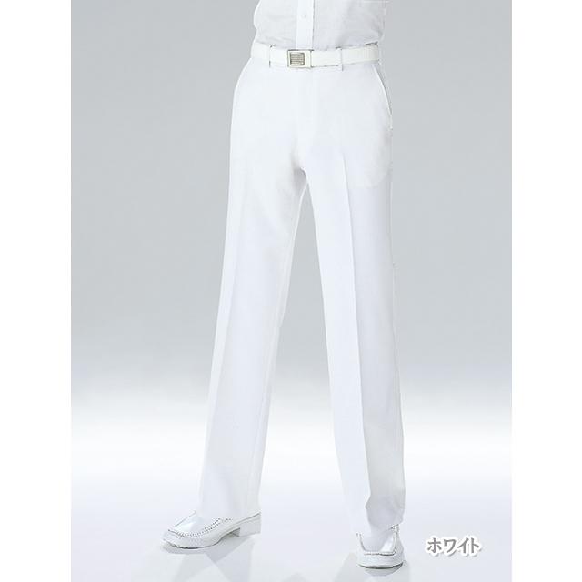 ET280 ナガイレーベン(Naway)男子白ズボン