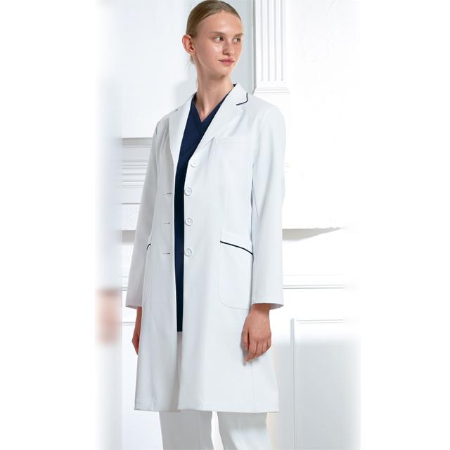 FT4550 ナガイレーベン(Naway) 女子シングル診察衣