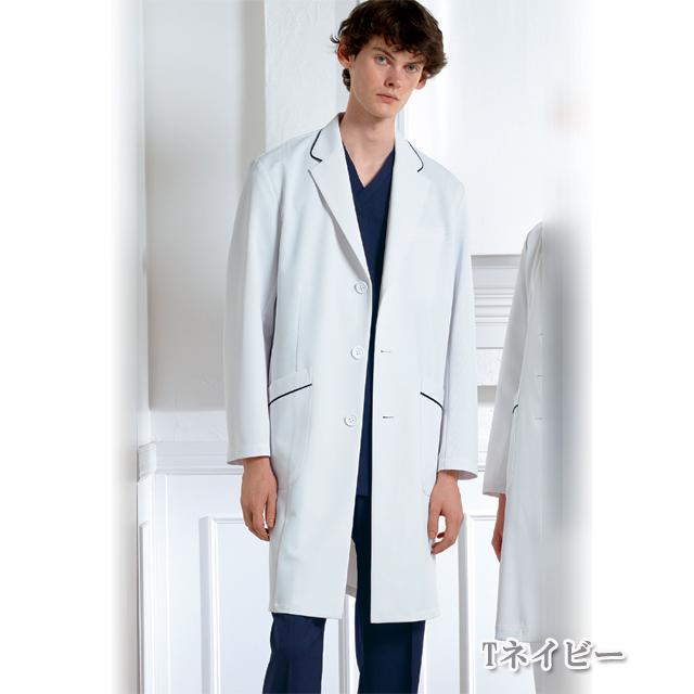 HE4950 ナガイレーベン(Naway) 男子シングル診察衣