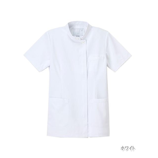 HO1982 ナガイレーベン(Naway)HosparStat 女子上衣(半袖)
