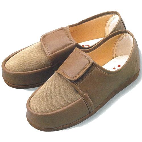 GM603 紳士用リハビリシューズ (黒 茶 白 紺 カーキ ベージュ ブラック ホワイト ブラウン ネイビー マリアンヌ製靴 mariannu 白衣ネット)