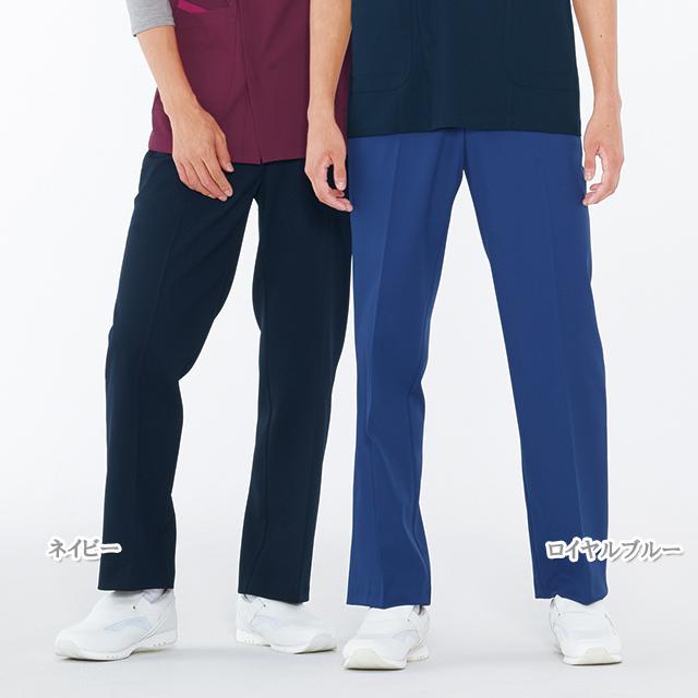 ML1133 ナガイレーベン 男子パンツ [白衣 ナース パンツ 看護師 男性 男性用 メンズ 医療用 医師用 ドクター]