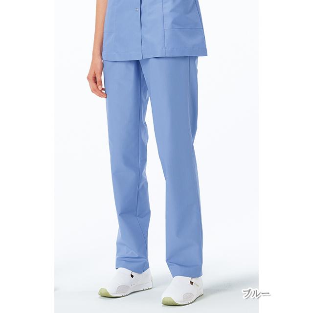 OR8403 ナガイレーベン(Naway) 女子スラックス[白衣 医療用 医師用 看護師用] (ピンク ブルー 手術衣 ナガイレーベン 通販)