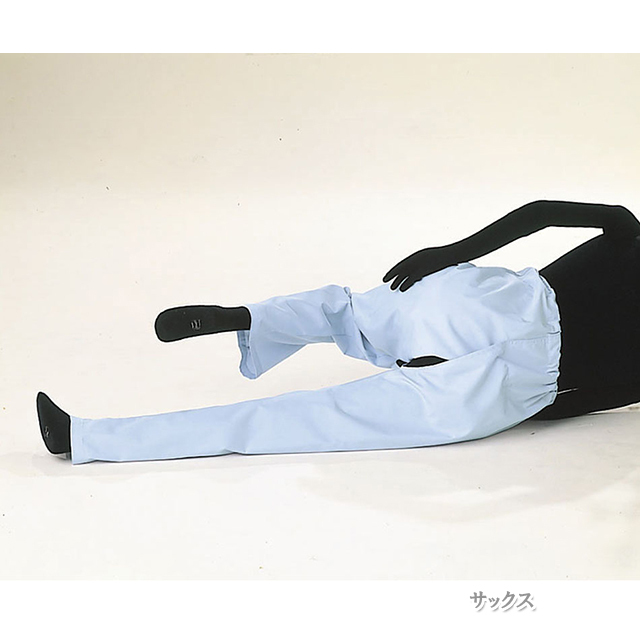 PC358 大腸検診ズボン(男女兼用)脱がずに検診