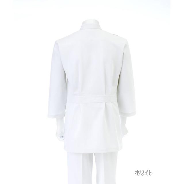 US81 ナガイレーベン(Naway)Doctor Top 男子横掛8分袖