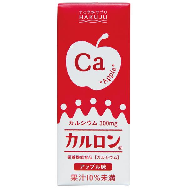 カルロン アップル味 200ml×24本