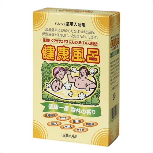 健康風呂 森林の香り 30g×5包