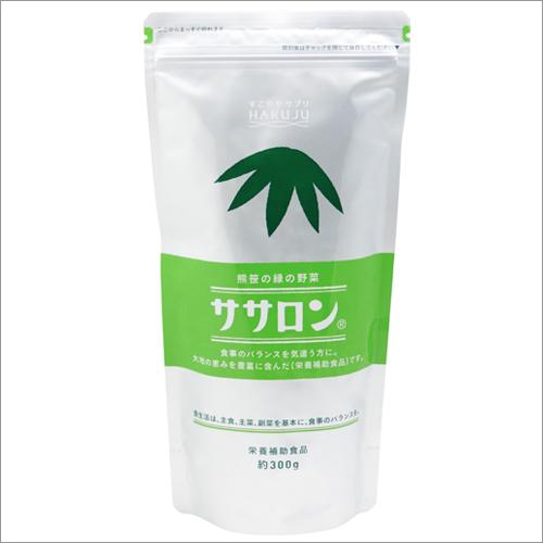 クマザサ由来の不溶性食物繊維【ササロン】約300g入り(約2ヶ月分)