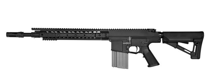RARE ARMS KAC SR-762(SR25 ECC) ライブカート GBB