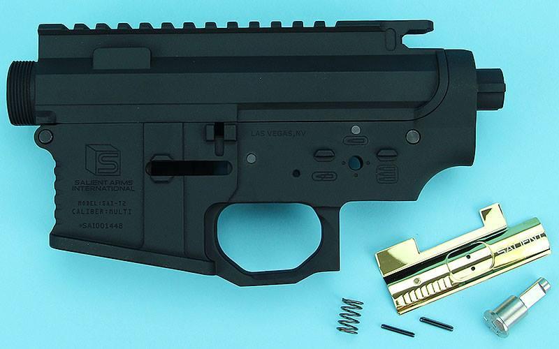 G&P Salient arms メタルレシーバーキット M4 ノーマルAEG用