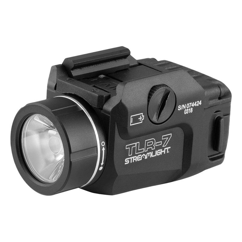 ノーブランド Streamlight TLR-7タイプウェポンライト Black