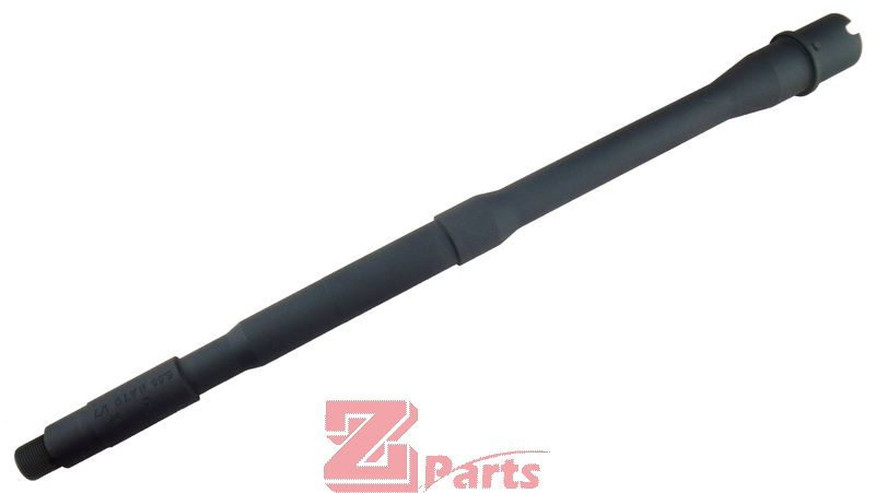 Z-Parts Systema PTW用 14.5`M4 アルミアウターバレル
