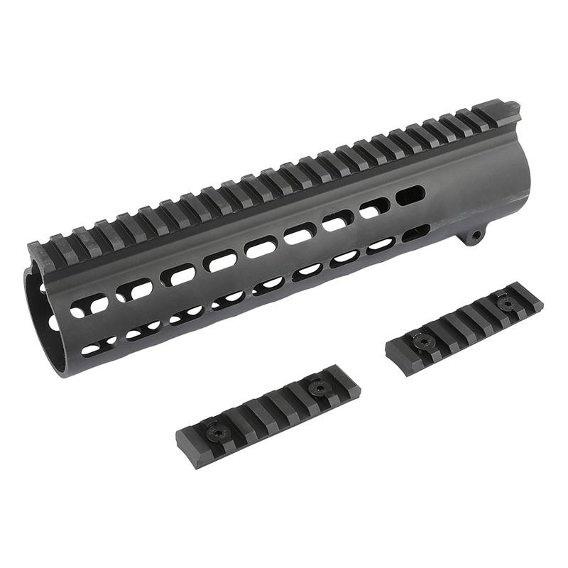 Airsoft Artisan Daniel Defenseタイプ HK416ハンドガード (リアルサイズ対応)
