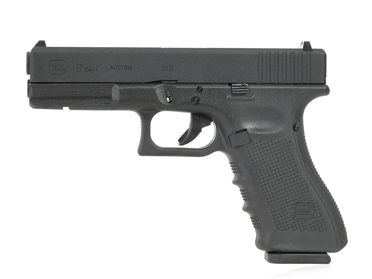 Umarex GlockAirsoft G17 Gen.4 GBBハンドガン (BK)