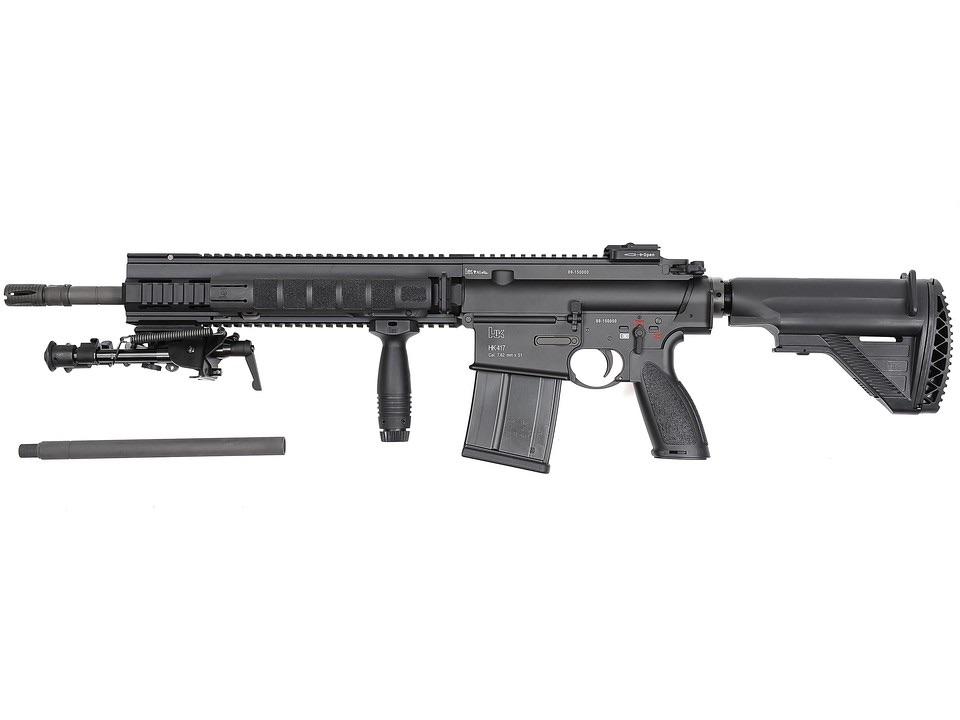 VFC/Umarex HK417 GBBR SuperDX version