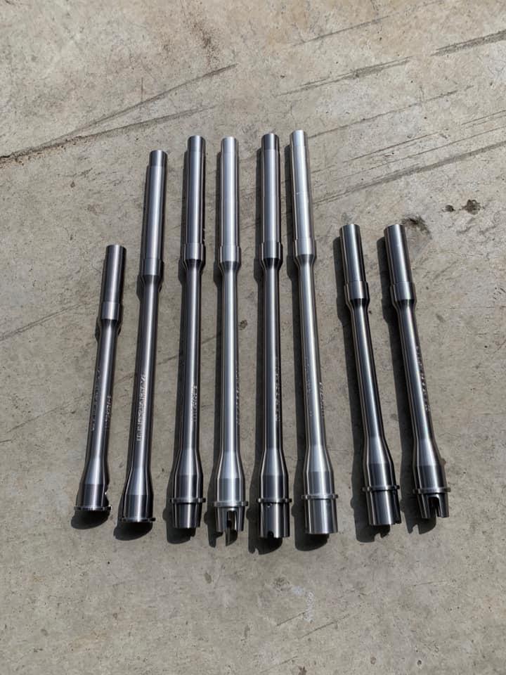Z-parts Daniel Defense タイプ URGIアウターバレル
