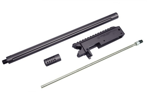 A-plus KJ KC02 10/22 用 Tactical solutions X-ring カスタムレシーバーキット