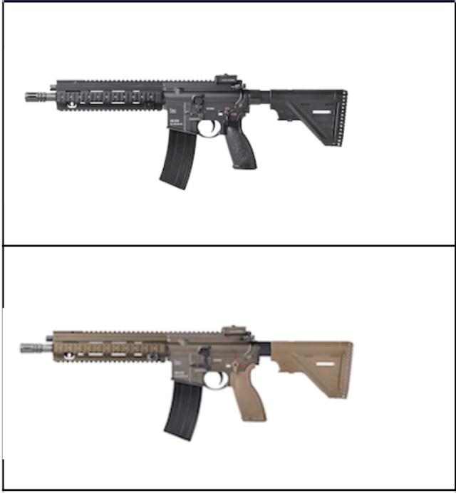 Umarex/VFC H&K HK416A5 AEG (JPver./HK Licensed)