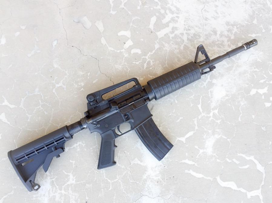 VFC Colt M4A1 GBBR DX (JPver./COLT Licensed) 【2015ver】