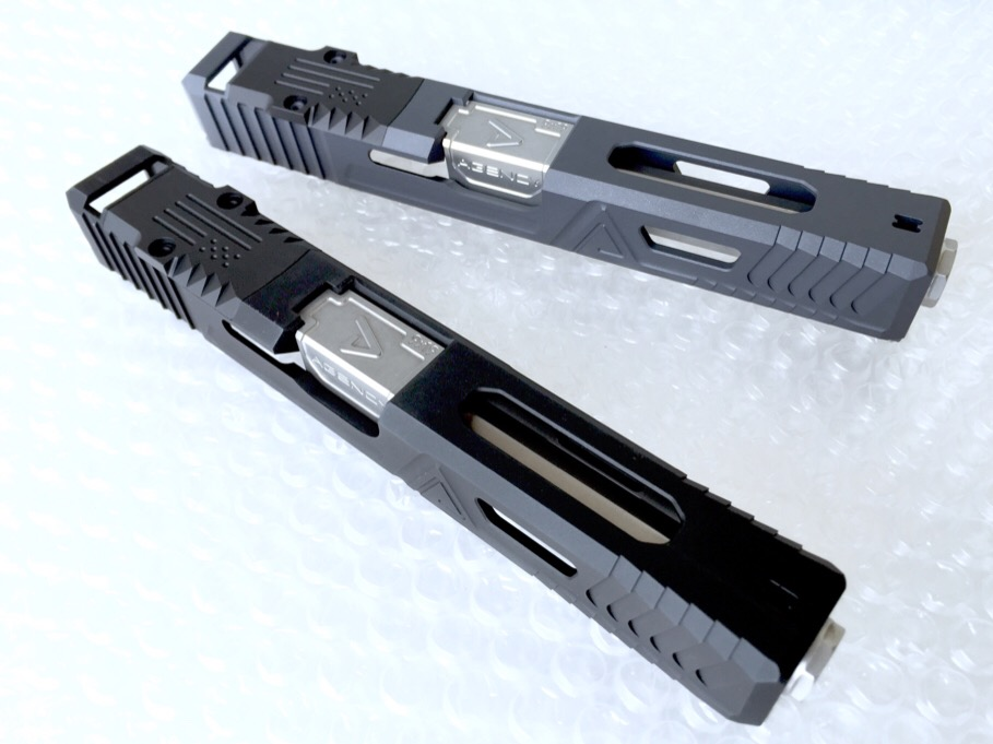 RWA/Gunsmodify Agency arms Urban Combat スライドセット