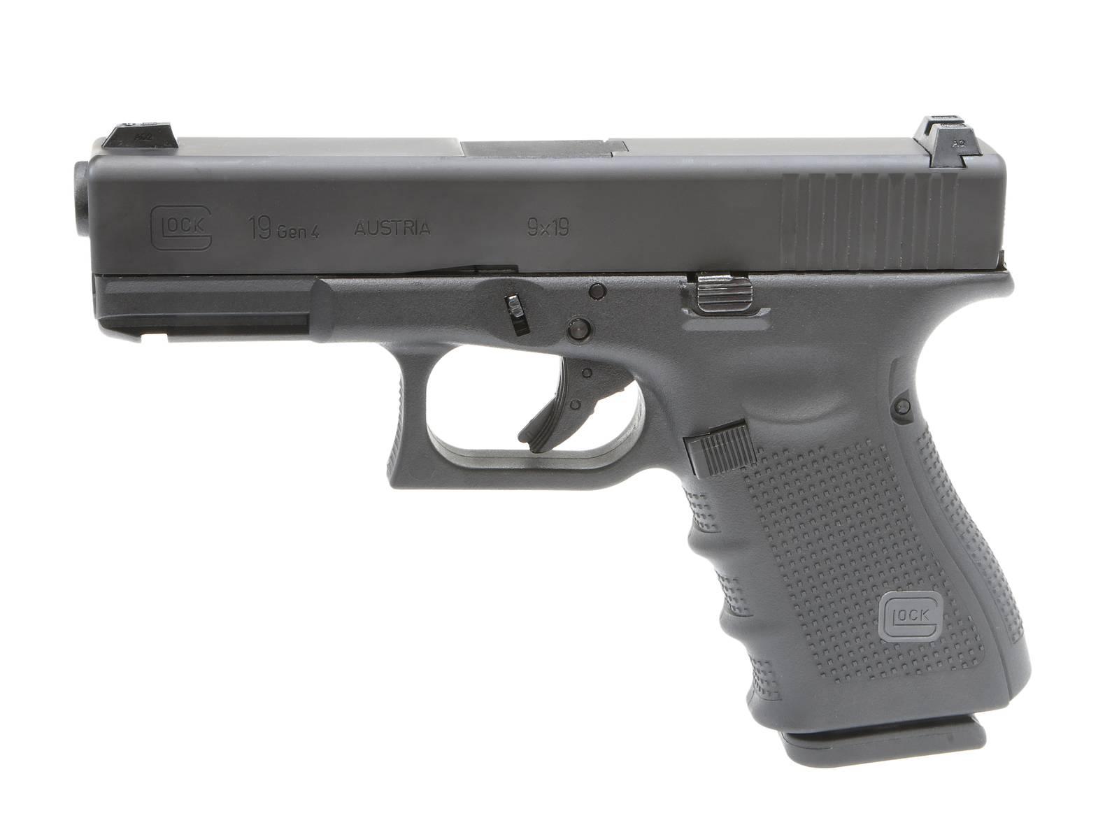 【新製品予約】Umarex GlockAirsoft G19 Gen.4 GBBハンドガン [Cerakote Limited]