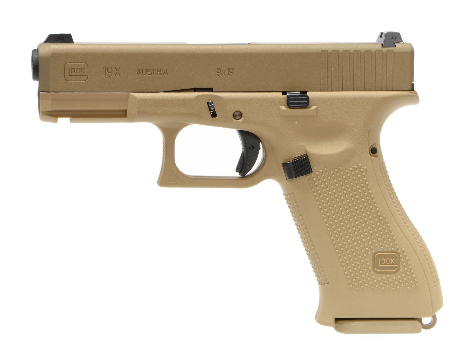 【新製品予約】Umarex GlockAirsoft G19X GBBハンドガン [Cerakote Limited]